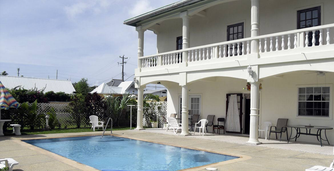 White Rose Villa - a myTobago guide to Tobago holiday accommodation