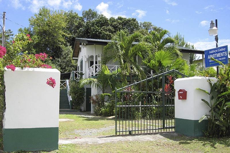 Auldwyn Lindsay Apartments, Black Rock, Tobago