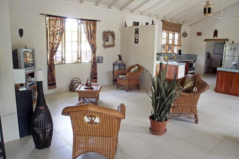 Bougain-Villa, Bacolet, Tobago