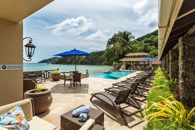 Blue Waters Inn, Speyside, Tobago