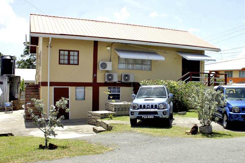 Courland Bay Apartment, Black Rock, Tobago