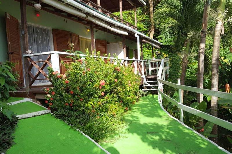 Carpe Diem Villa, Castara, Tobago