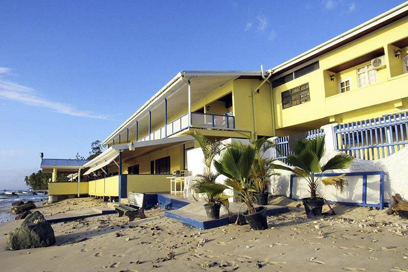 Conrado Beach Resort, Pigeon Point, Tobago