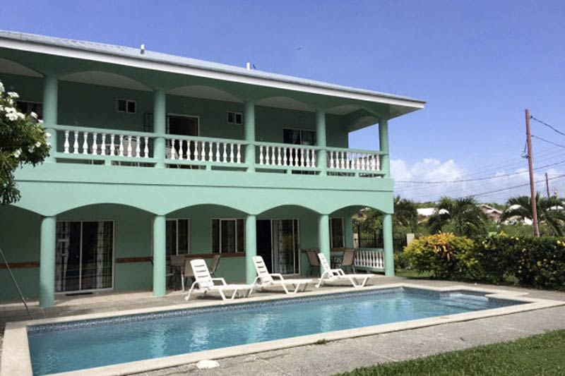 Cypress Villas, Bon Accord Development, Tobago