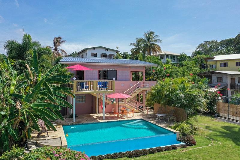 Birdie's Nest, Black Rock, Tobago