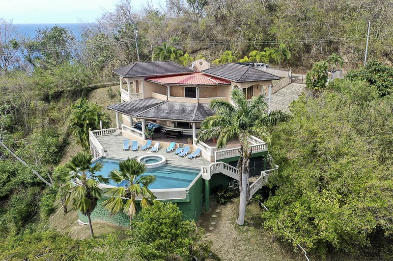 Kapinjala, Arnos Vale, Tobago