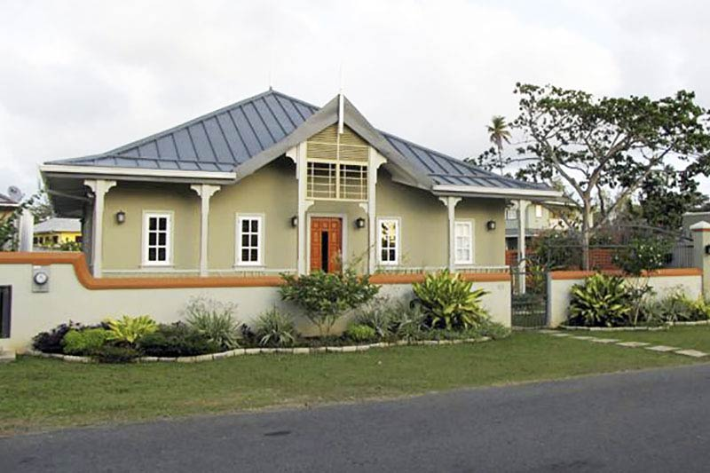 Elysian Villa, Golden Grove, Tobago