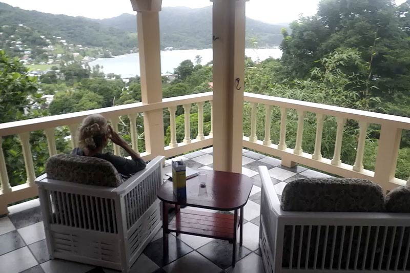 Grandview Guesthouse, Speyside, Tobago