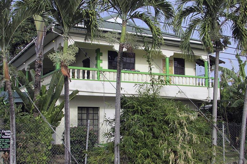 Harris Guest House, Canaan, Tobago