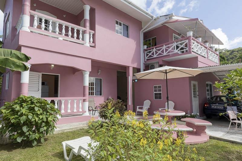 Baywatch Apartments, Castara, Tobago