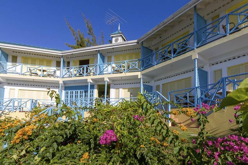 Sherwood Park Apartments, Carnbee, Tobago