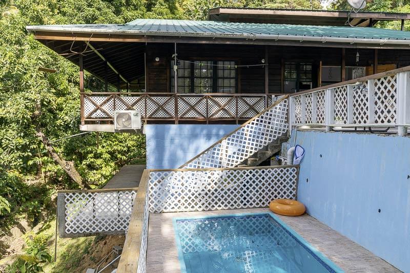 Hidden Cottage, Castara, Tobago