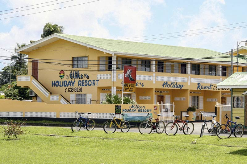 Mike's Holiday Resort, Crown Point, Tobago