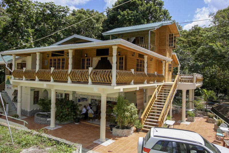 Naturalist Beach Resort, Castara, Tobago