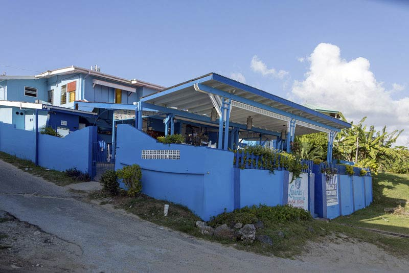 Miller's Guest House, Buccoo, Tobago