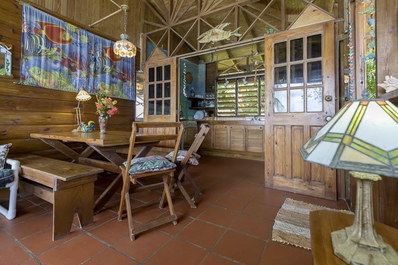 Beach House, Castara, Tobago