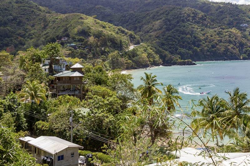 SeaScape, Castara, Tobago