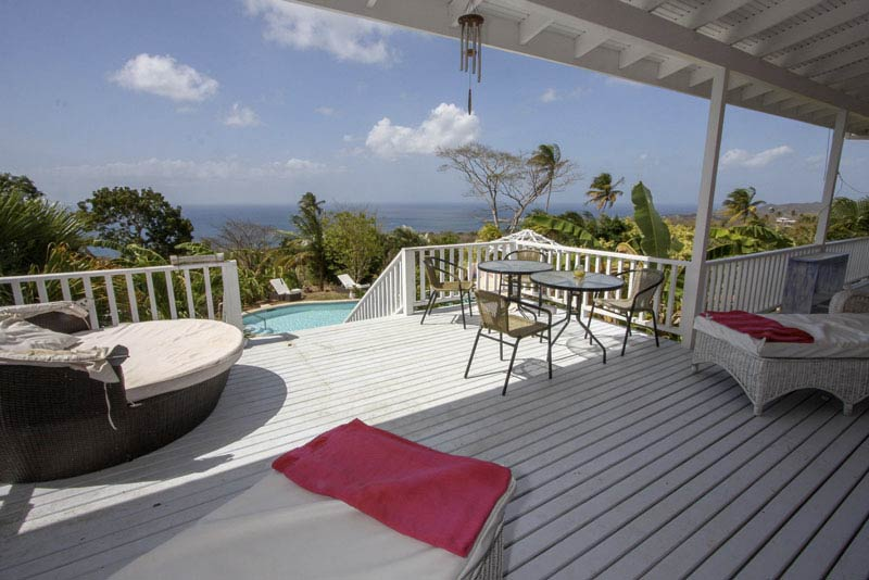 Mahogany Ridge Villa, Mount Hay, Tobago