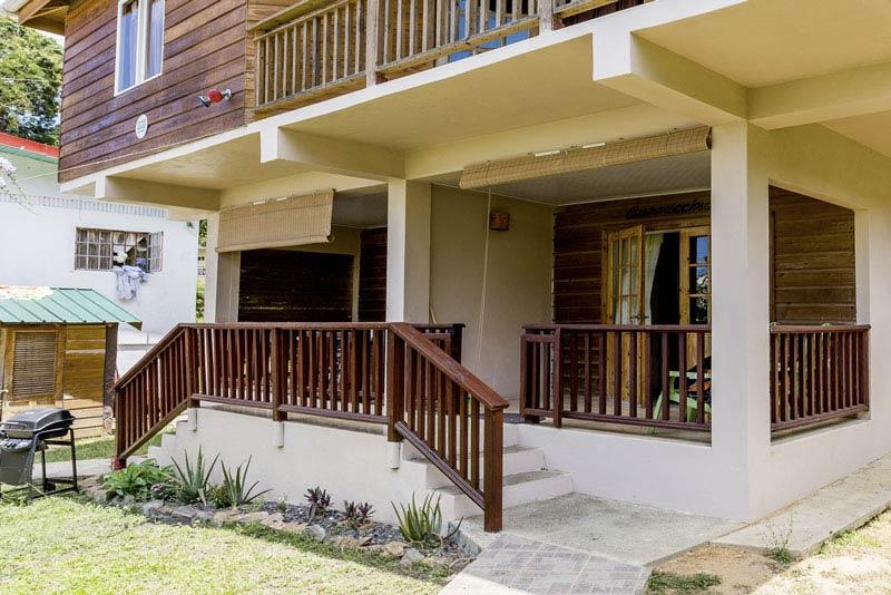 Coffee House Apartments, Castara, Tobago