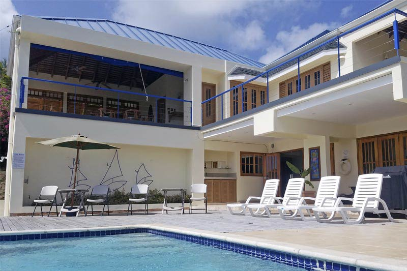 Joie De Vivre, Mount Irvine, Tobago