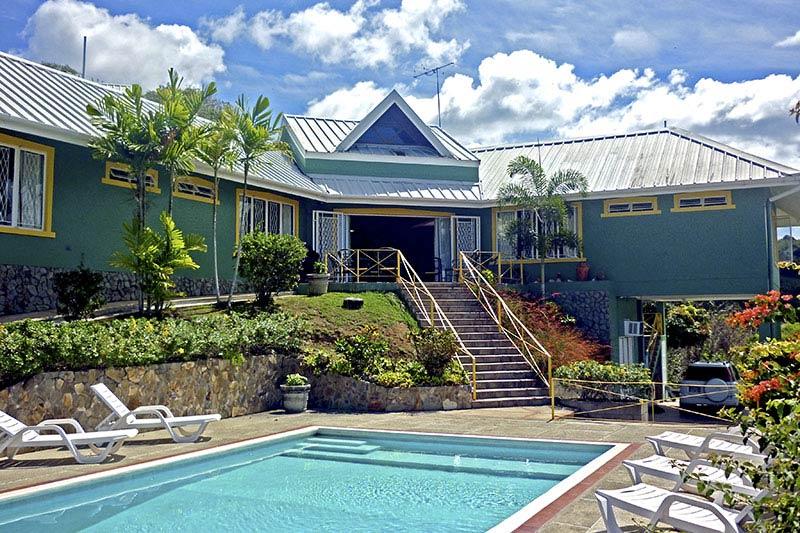 Keiros Villa, Mount Irvine, Tobago