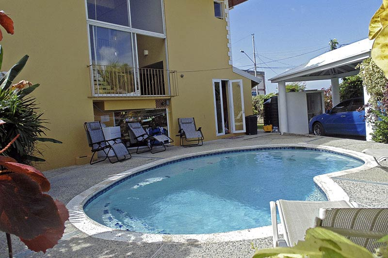 Katsamada Villa, Lambeau, Tobago