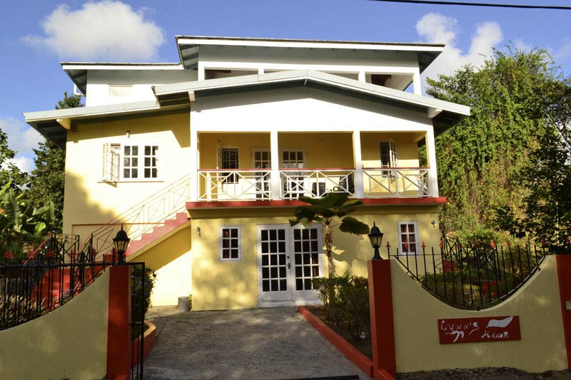 Lynn's Manor, Buccoo, Tobago