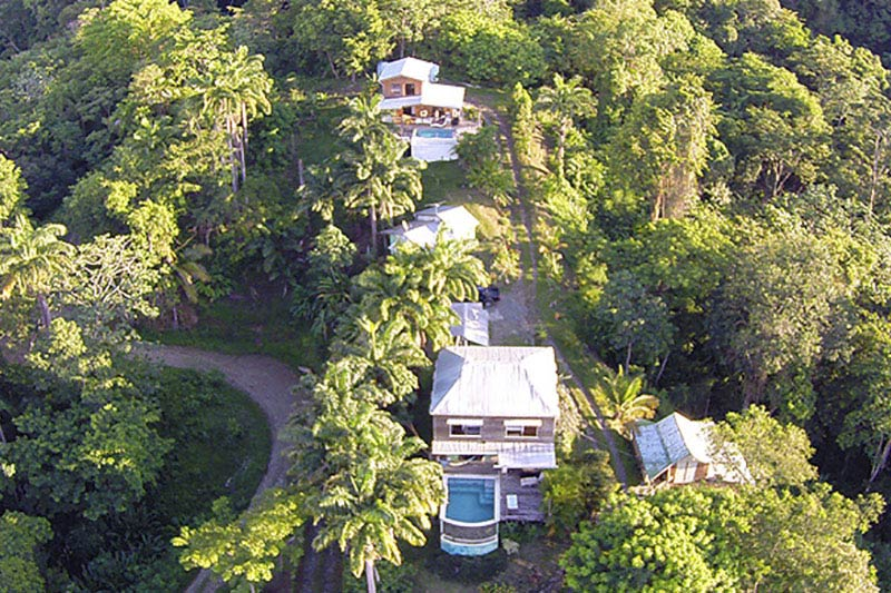 Nature Retreat, Parlatuvier, Tobago