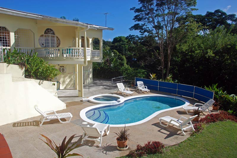 Plantation View Villa, Bethel, Tobago