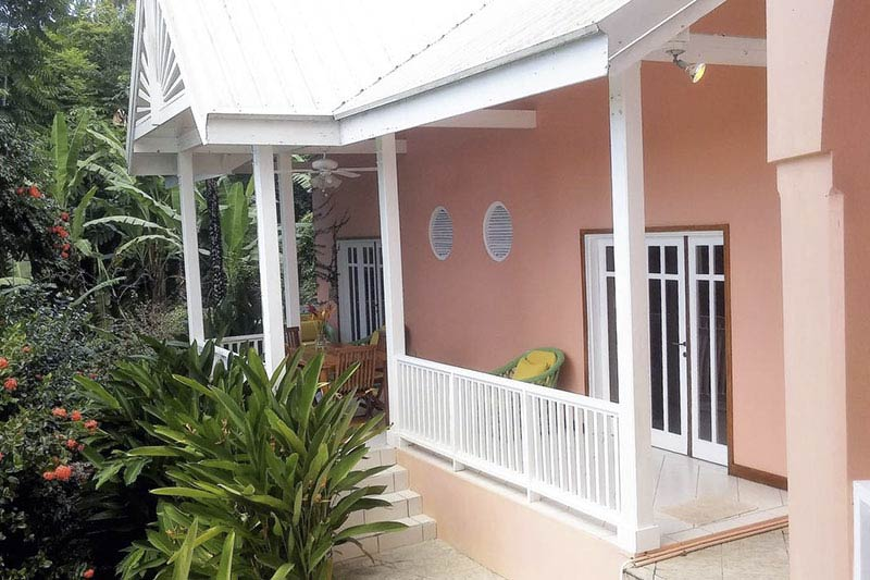 Tobago Hibiscus Golf Villas, Mount Irvine, Tobago