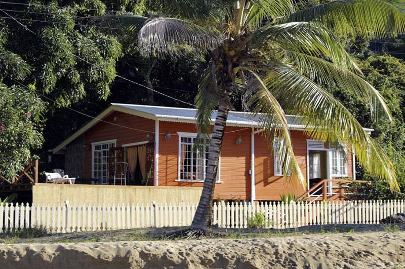 Bay Cottage, Parlatuvier, Tobago