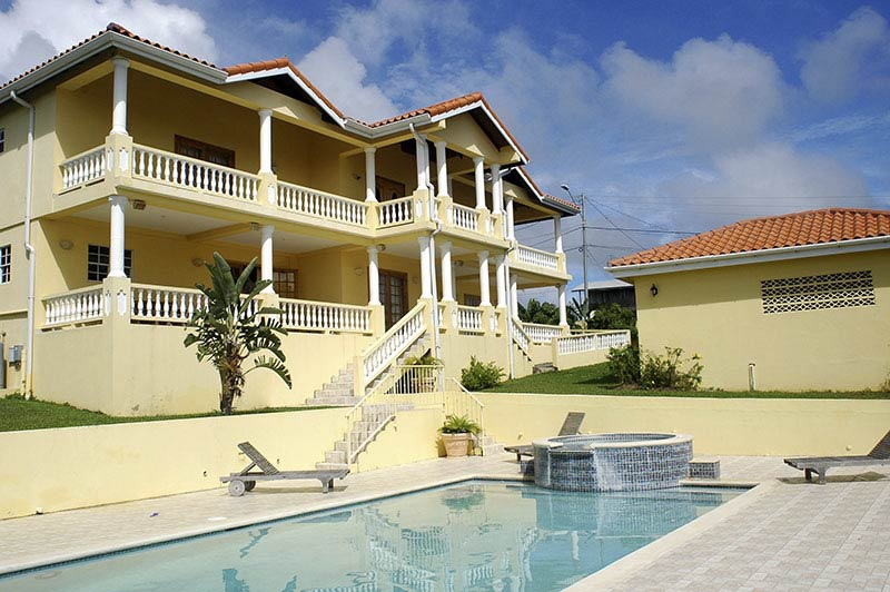 Villa Motts, Signal Hill, Tobago