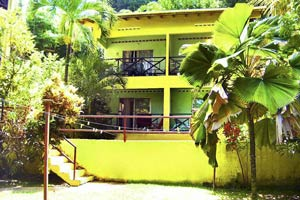 Sealevel Guesthouse, Tobago