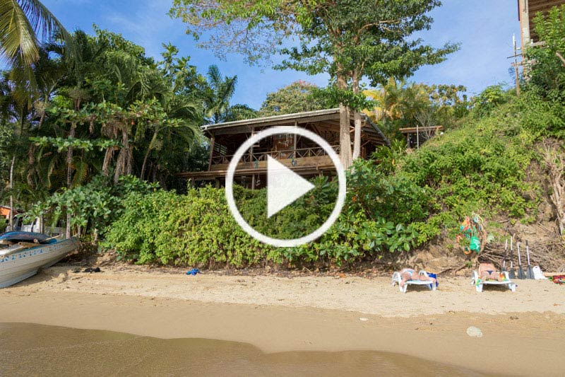 Beach House, Castara, Tobago