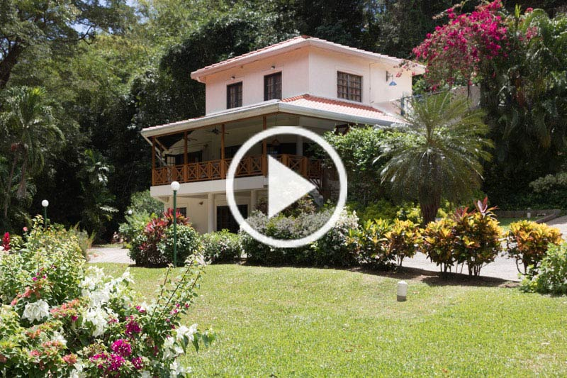 Holiday Rental Villa, Mount Irvine, Tobago