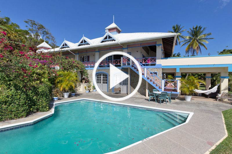 Holiday Rental Villa, Bacolet, Tobago