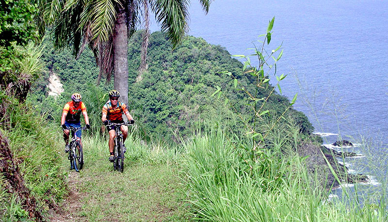Mountain Biking Tobago