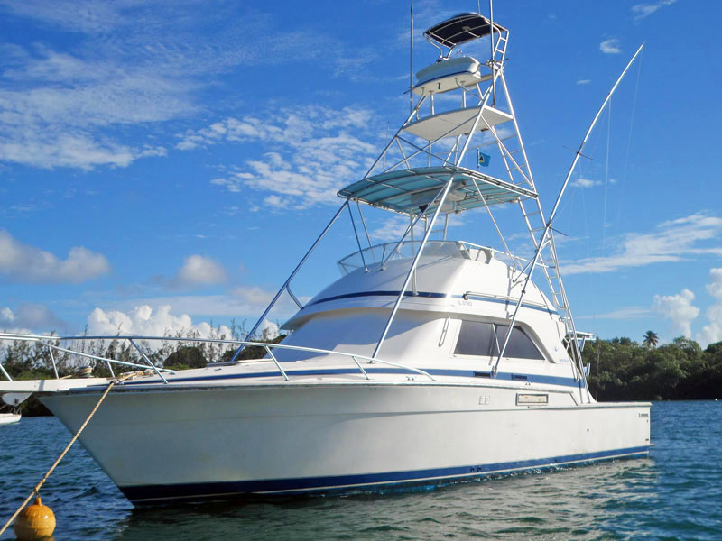 Grand Slam Fishing Charters, Tobago