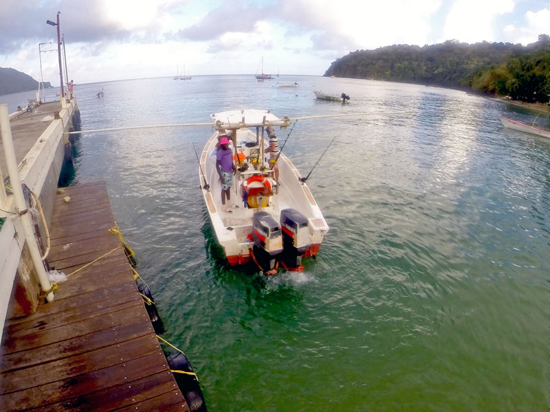 Workshop Sea Tours, Charlotteville, Tobago