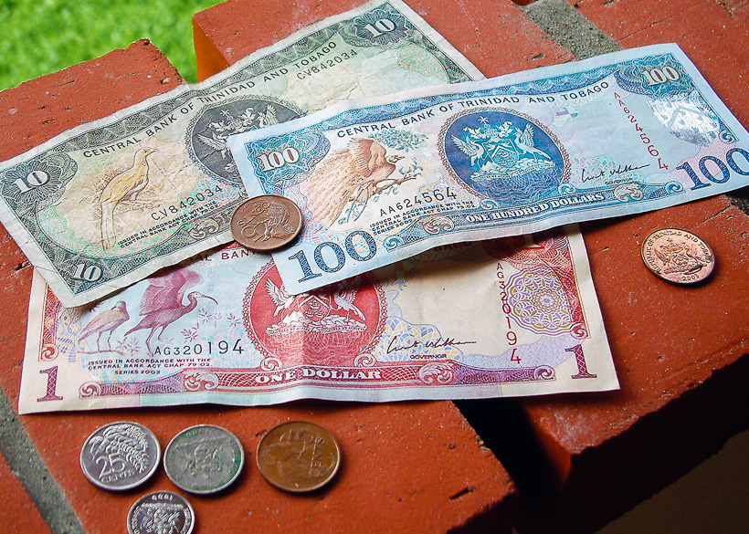 Trinidad & Tobago currency