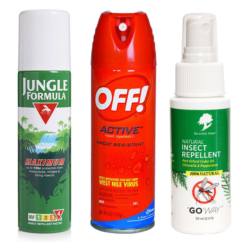 Good insect repellents
