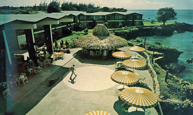 Raddison Crown Hotel (now Coco Reef Resort)