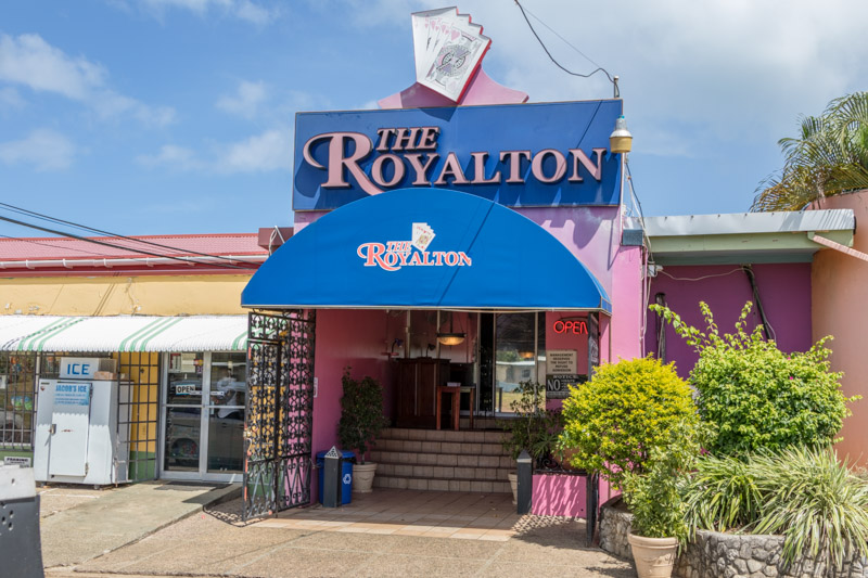 Royalton Casino, Crown Point, Tobago