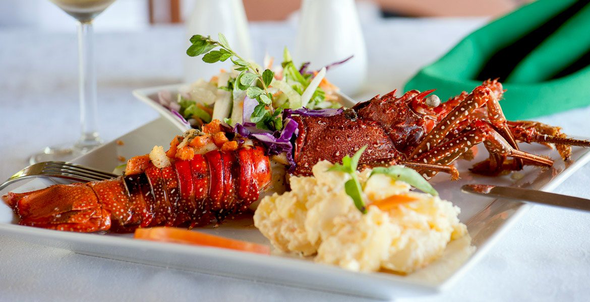 Tobago restaurants excel at fresh seafood dishes