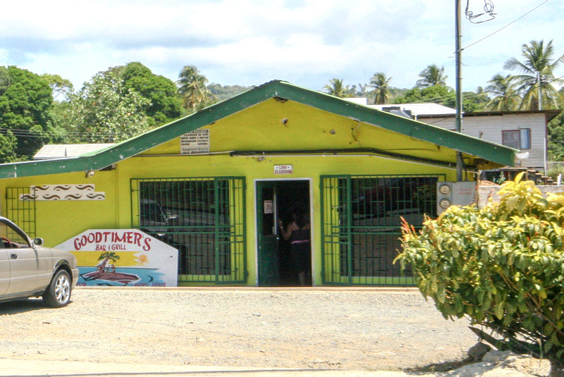 Good Time Bar, Carnbee, Tobago <small>(&copy; S.M.Wooler)</small>