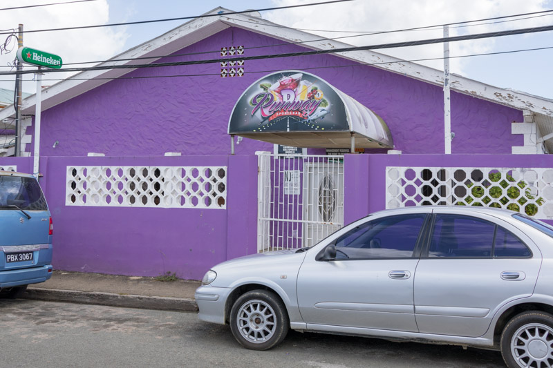D Runway Sports Bar and Grill, Crown Point, Tobago <small>(&copy; S.M.Wooler)</small>