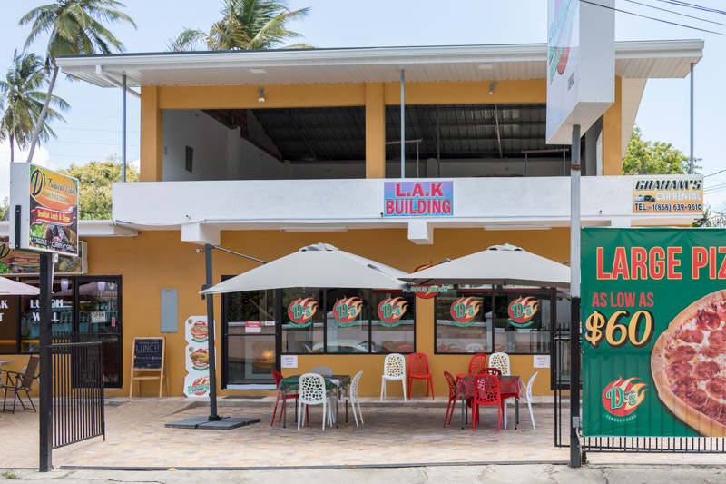 Darryl's No-So Famous Foods, Crown Point, Tobago <small>(&copy; S.M.Wooler)</small>