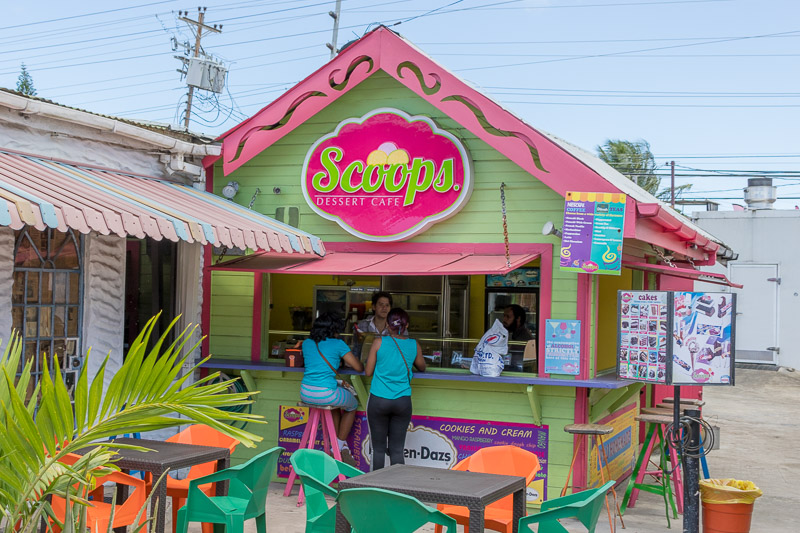 Scoops, Crown Point, Tobago <small>(&copy; S.M.Wooler)</small>