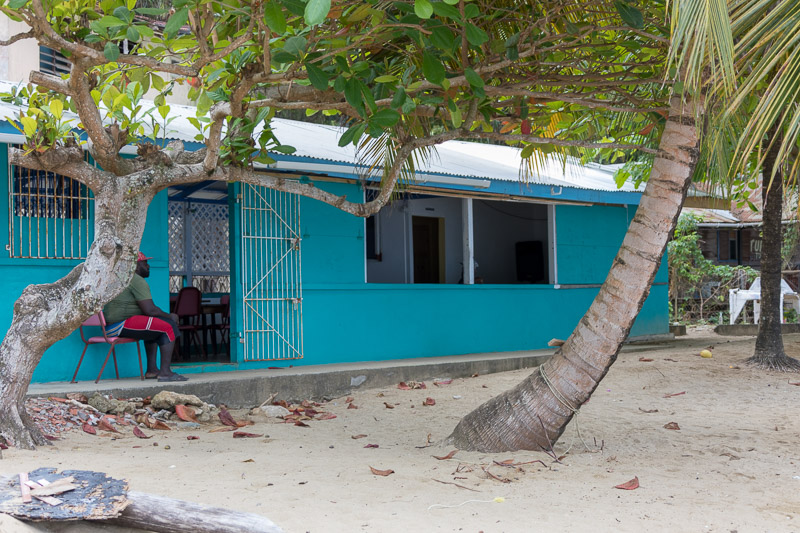 G'sTasty Kitchen Delight, Charlotteville, Tobago <small>(&copy; S.M.Wooler)</small>
