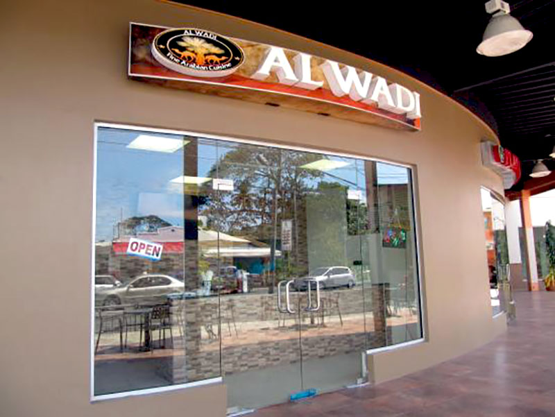 Al-Wadi Arabian Cuisine, Crown Point, Tobago